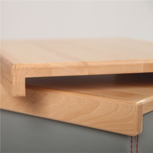 FlatDesk Holz