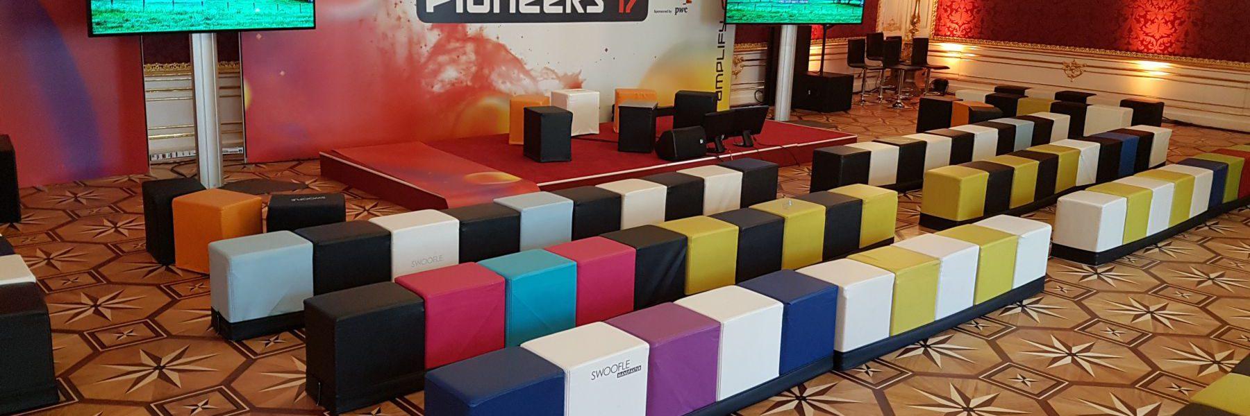 SWOOFLE online Möbel miten Europaweit Overnight - Mietmöbel in der Hofburg Wien