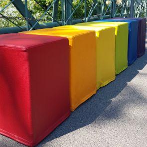 Farblehre -Regenbogenfahne - SWOOFLE Mietmöbel