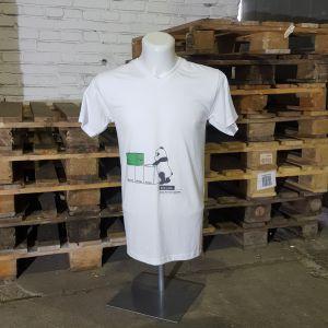 anti Rassismus Panda - Shirt - SWOOFLE Mietmöbel